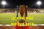 Lịch đá AFF Cup 2018 - Đội tuyển Việt Nam dễ thở ở vòng bảng