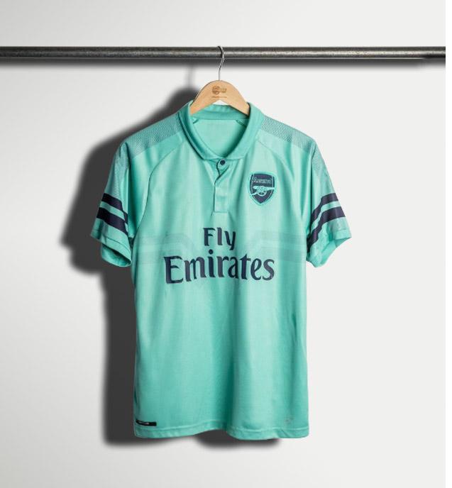 Top 10 áo đấu Club | Xem 10 áo sân khách bóng đá đẹp nhất mùa này