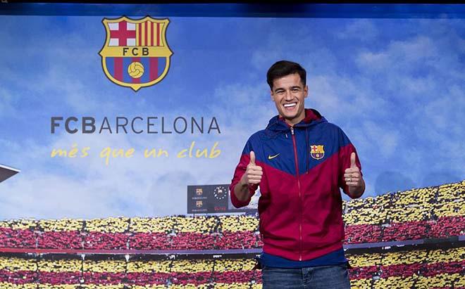 Báo chí thế giới: Barca có Coutinho, mở ra giai đoạn thống trị mới