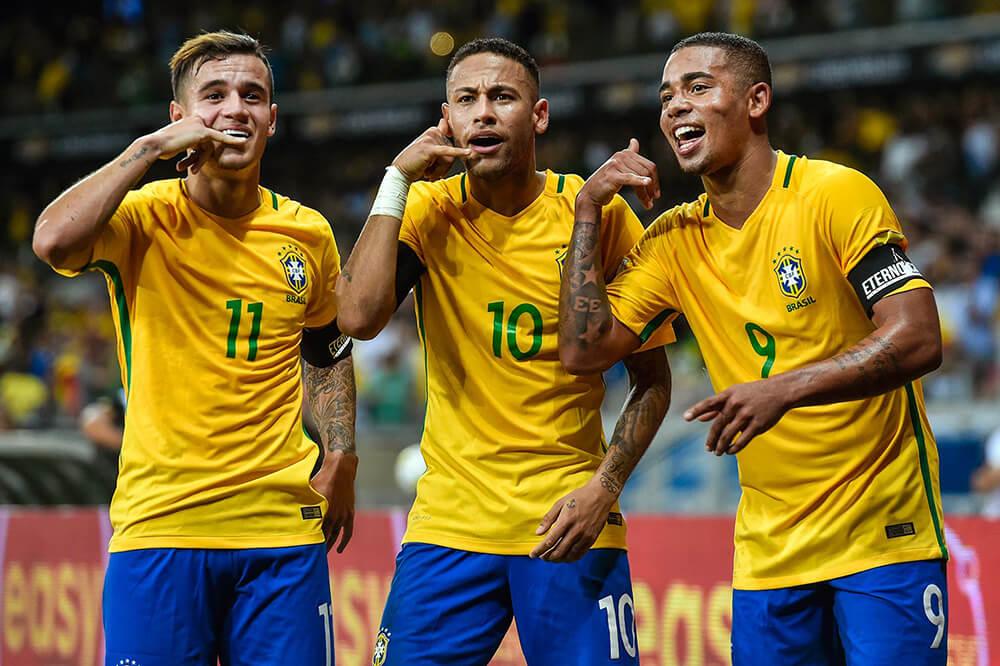 Áo Brazil World Cup 2018 – màu vàng của sự chiến thắng