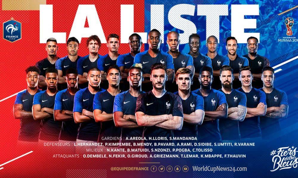 Áo đấu Pháp world cup 2018