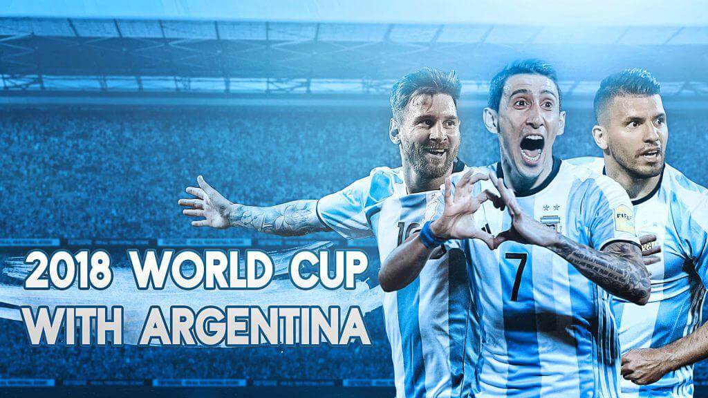 Áo Argentina Word Cup mới 2018
