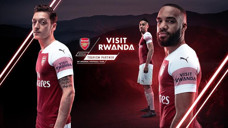 Rò rỉ mẫu áo đấu của Arsenal mùa giải 2018/19