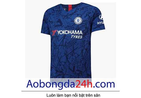 Rò rỉ áo đấu Chelsea 2020 - Áo clb Chelsea mới nhất