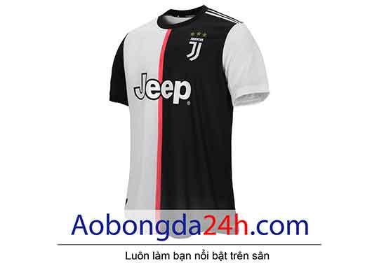 Áo đấu Juventus 2020 - Mẫu áo khiến FAN phẫn nỗ