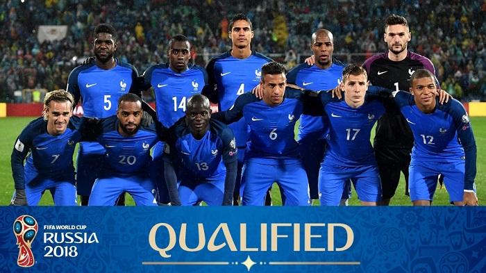 [Hot] Đội hình World Cup 2018 tại Nga - Aobongda24h.com
