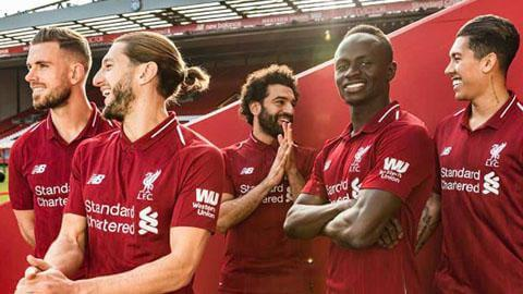 Câu lạc bộ bóng đá Liverpool và lịch sử của câu lạc bộ