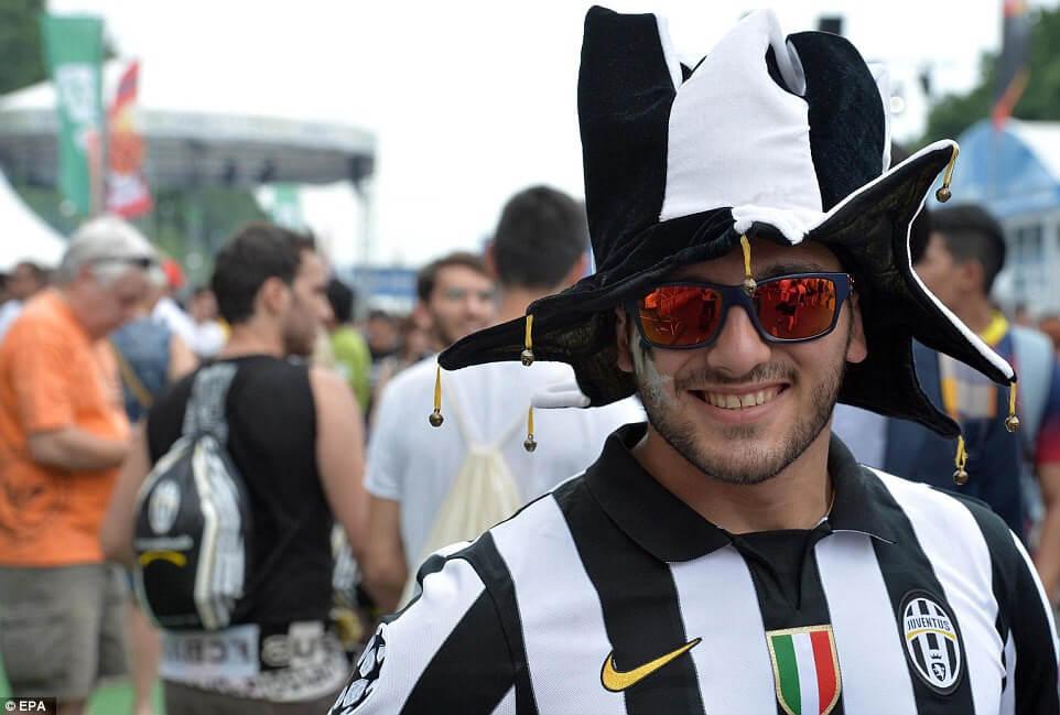 Câu lạc bộ bóng đá Juventus - Những điều thú vị từ cổ động viên ít ai biết