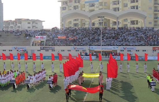 Sôi động Giải bóng đá nam sinh viên ĐHBKHN (BK – League 2014)