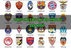 Logo các câu lạc bộ bóng đá châu âu đẹp nhất