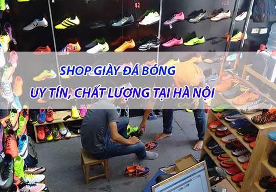 Aobongda24h - Shop bán giày đá bóng chính hãng tại Hà Nội