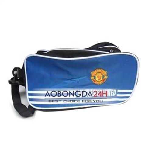 Túi bóng đá câu lạc bộ Manchester united xanh