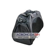 Túi đựng đồ bóng đá màu xám pha đen