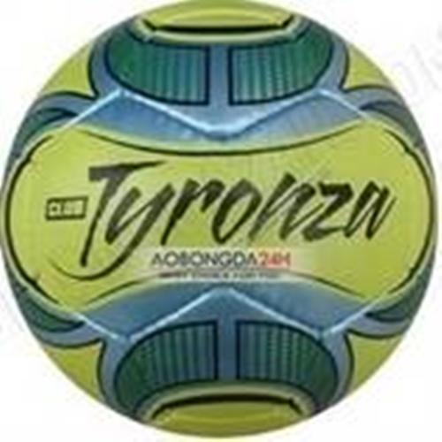Quả banh Tyronza Club Line 2011 (Xanh/Đen/Vàng)