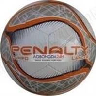 Quả đá banh Penalty Lancer 2010 (Trắng-Cam-Bạc)