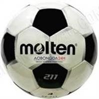 Quả bóng đá Molten Đen Trắng 4 sao