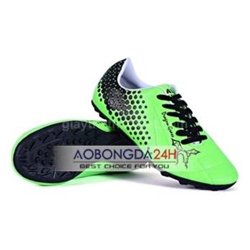 Giày đá banh Coavu Dragon xanh lá cây