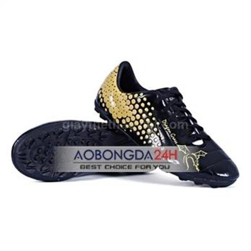 Giầy bóng đá Coavu Dragon vàng đen