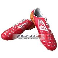 Giày đá bóng Coavu Hero đỏ đậm