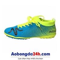 Giày bóng đá MITRE 151017 vàng xanh da trời