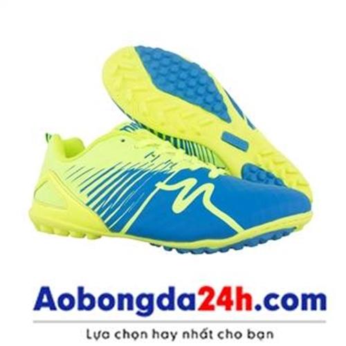 Giày đá bóng Mitre vàng xanh mẫu 7