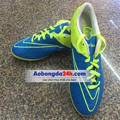 Giầy bóng đá Winbro xanh pha chuối