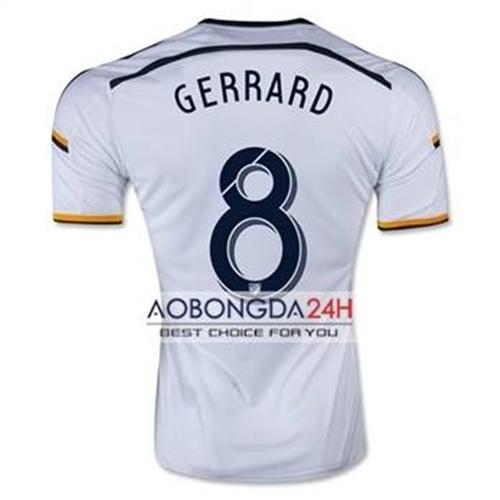 Mẫu in áo đá banh LA Galaxy