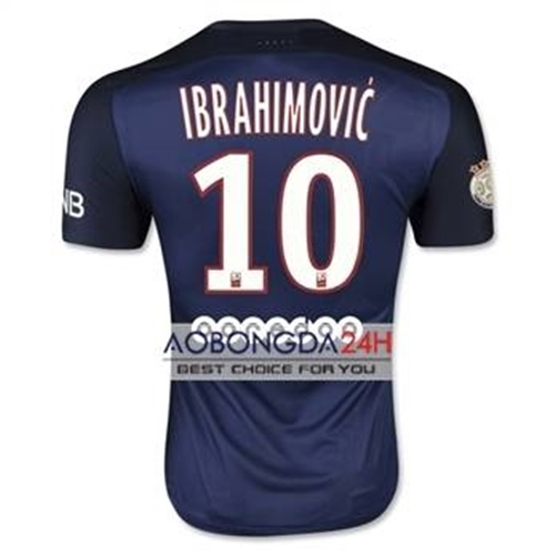 Mẫu in áo đá banh Paris Saint Germain