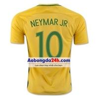 Mẫu in áo bóng đá Đội tuyển Brazil
