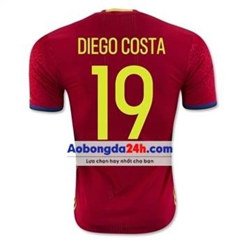 Mẫu in áo đá banh Đội tuyển Tây Ban Nha