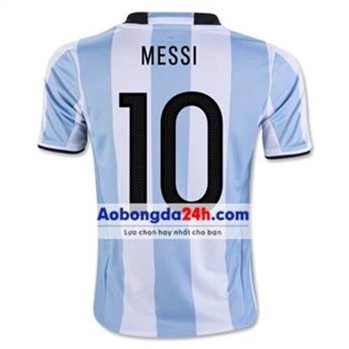 Mẫu in áo bóng đá Đội tuyển Argentina