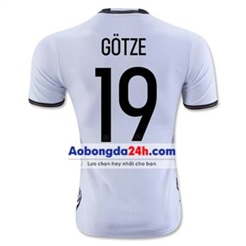 Mẫu in áo đá banh Đội tuyển Đức