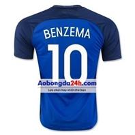 Mẫu in áo đá bóng Đội tuyển Pháp