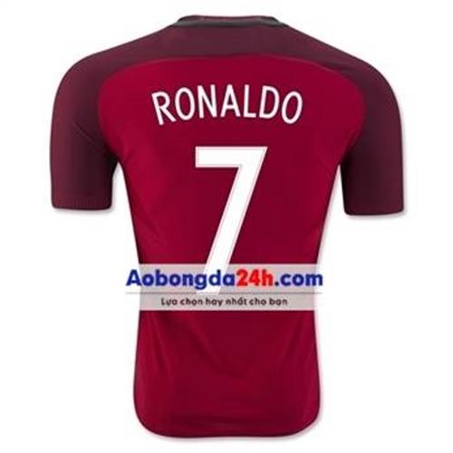 Mẫu in áo đá bóng Đội tuyển Bồ Đào Nha