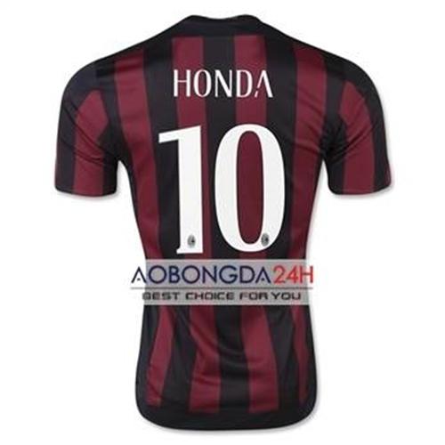 Mẫu in áo đá banh Barcelona Ac Milan