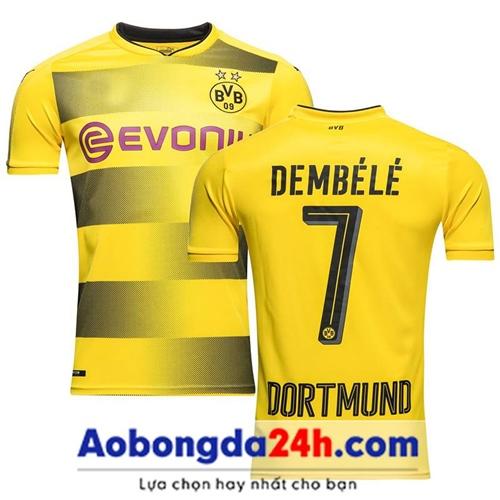 Mẫu in áo bóng đá Dortmund