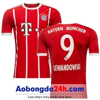 Mẫu in áo đá bóng Bayer Munich