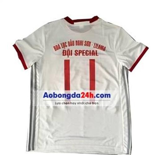 Mẫu in áo đá bóng số 131