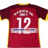 Mẫu in áo bóng đá số 132