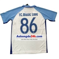Mẫu in áo bóng đá số 141