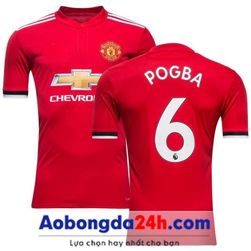 Mẫu in áo đá bóng Manchester United
