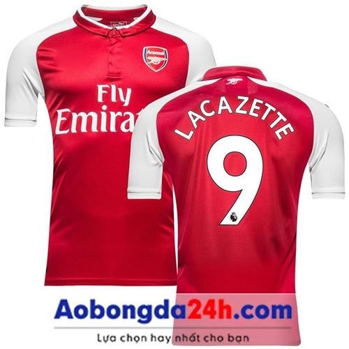 Mẫu in áo đá bóng Arsenal