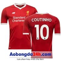 Mẫu in áo bóng đá Liverpool