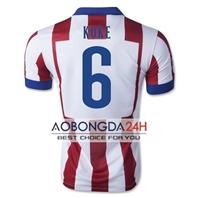 Mẫu in áo bóng đá Atlentico Madrid