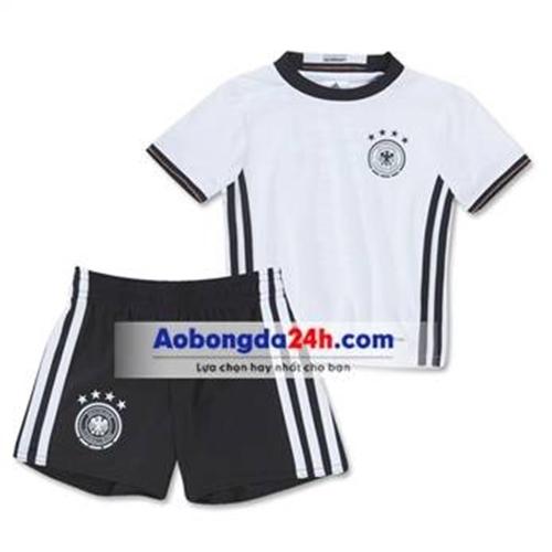 Quần áo thể thao trẻ em đội tuyển Đức 2016 sân nhà