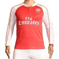Áo dài tay Arsenal 2015-2016 Sân nhà