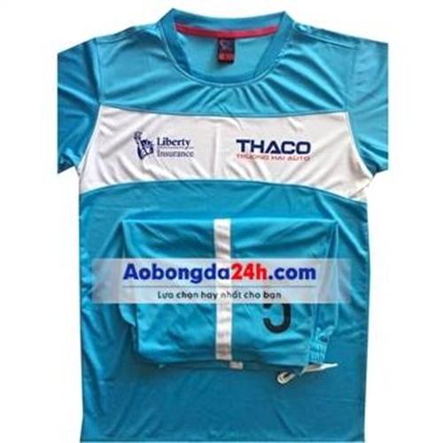 Áo bóng đá tự thiết kế mẫu 2