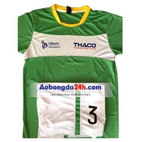 Áo bóng đá tự thiết kế mẫu 4