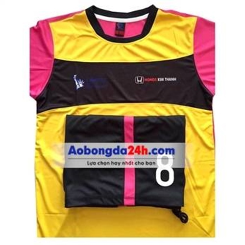 Áo bóng đá tự thiết kế mẫu 5