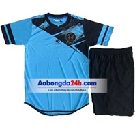 Áo bóng đá tự thiết kế mẫu 9